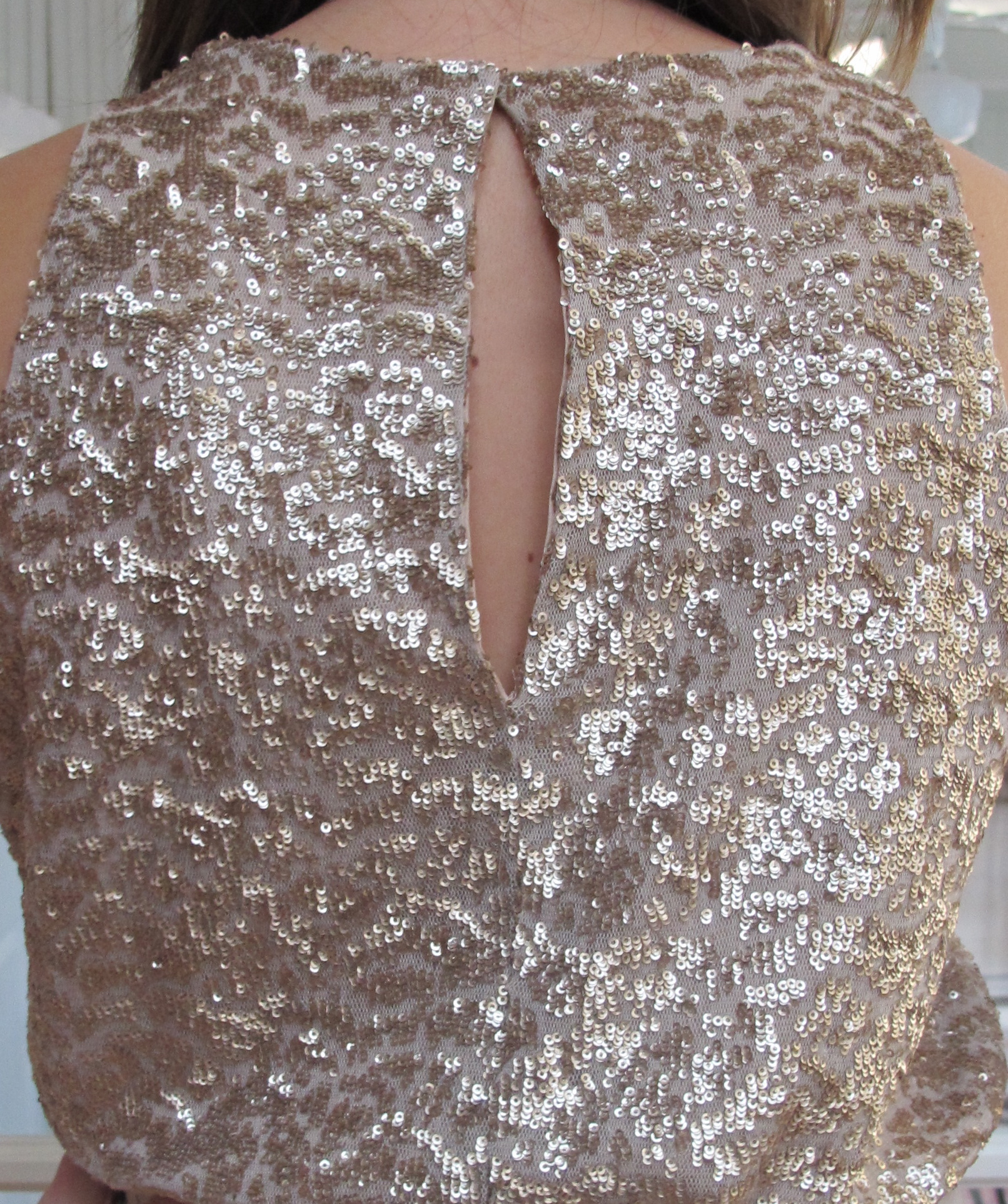 Sequin Dress Fabric